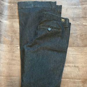 Joe's Honey Boot Cut Medium Dark Wash Denim Jeans